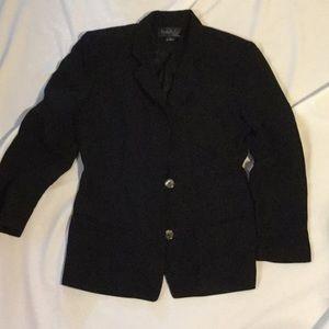 Nicole Miller black blazer